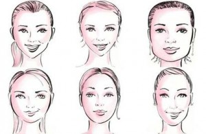 Choosing a Wedding day hairstyle with your face shape in mind ...