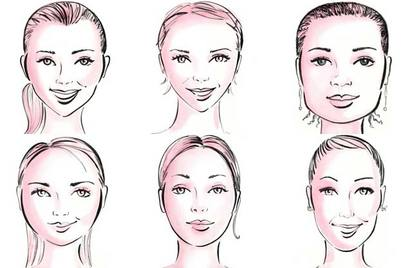 Choosing A Wedding Day Hairstyle With Your Face Shape In