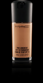 MAC Longwear Foundation For Brides