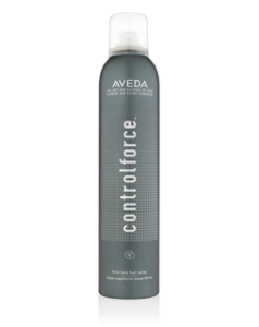 Aveda control hair spray for brides on their wedding day