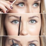 how to shape and tweeze your own eye brows before your wedding day