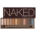 Naked palette, eye makeup perfect for brides