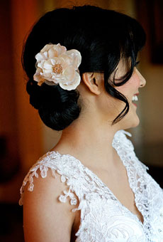 Bridal hair styles perfect for you