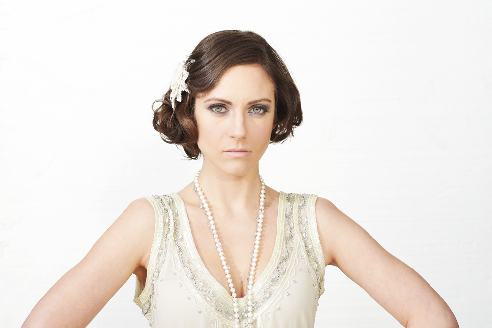 Great Gatsby Inspired Makeup
